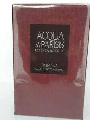 Reyane Tradition Acqua di Parisis Essenza Intensa Wild Oud 3.3oz/100ml EDP NEW
