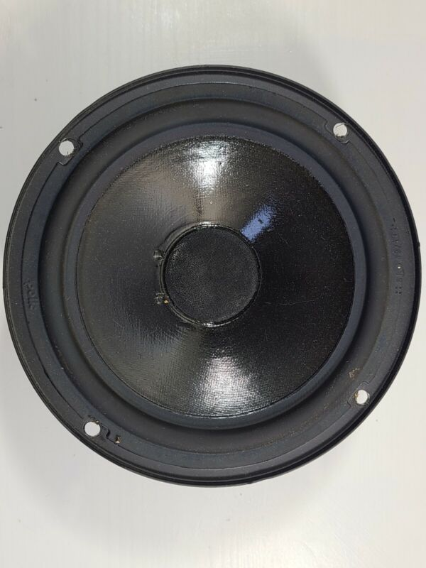 PolkAudio Speaker Driver MW 6502 6.5 inches diameter Works