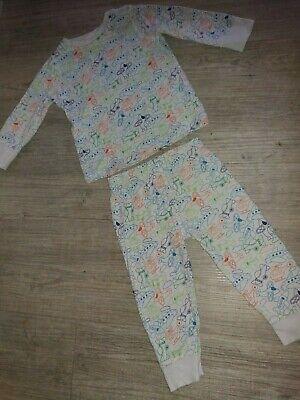 Schlafanzug mit Flugzeugen Größe - Kinder Flug Anzug