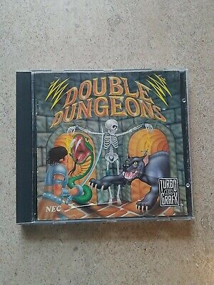 Double Dungeons (TurboGrafx-16, 1990)