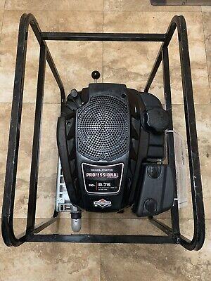 Reliable Equipment Rel-gb-10 Hydraulic Pump Briggs Stratton Gas Engine