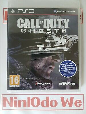 Call of Duty: Ghosts (Sony PlayStation 3, 2013) - European Version