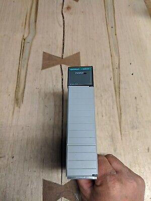 Allen Bradley Slc500 Analog Module 1746-nio4i  Series A  Used