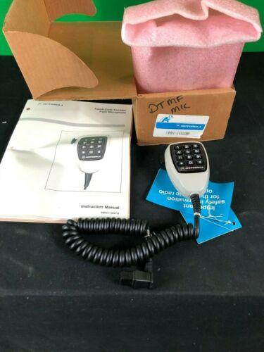 NEW Motorola Mobile Radio Mic HMN1022B Palm Microphone