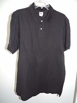 New Mens Size Xxl   Old Navy   Black Polo Top Golf Shirt  T 4