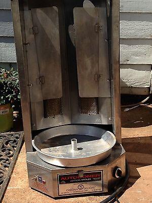 Autodoner Vertical Broiler For Gyros Shawarma Natural Gaspropane Refurbished