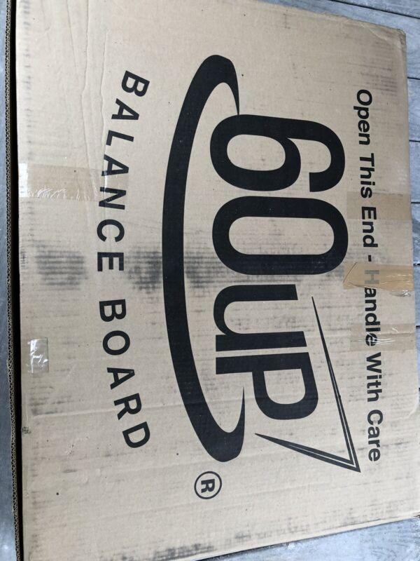 NEW 60uP Balance Board System