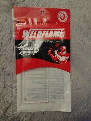 WeldFlame Clear +1.0 Magnifying Welding Lens 2