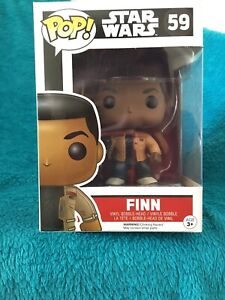 Pop! FINN. (59). Star Wars. Caulfield East Glen Eira Area Preview