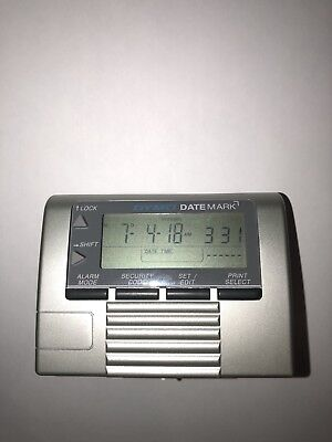 Repair Service - DYMO DateMark Electronic Date/Time Stamp - No Printer (Dymo Date Time Stamp)