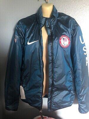 Womens NikeLab Sportswear Team USA Olympic Pants 916684 475 $260 NWT S-M