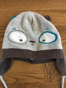 Fall hat 3-9 months Souris Mini