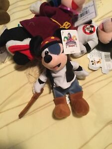 Brand New Disney MBBP Pirate Mickey Mouse Disneyland New Orleans
