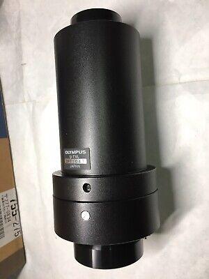 New Olympus Microscope Camera Adapter U-tvl Fax80