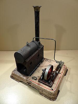 Dampfmaschine Doll Nr. 330 Oszillierend / Sehr Selten von 1937