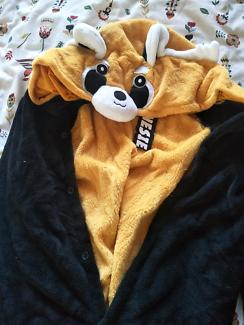 Adult's costume onesie