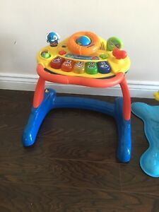 Several baby toys/ items