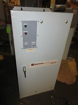 Cutler-hammer Athmfda30100bsu Genswitch Automatic Transfer Switch - 208v 100a