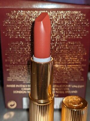 NEW Charlotte Tilbury MINI Matte Revolution, lipstick, Walk of No Shame, 0.03OZ