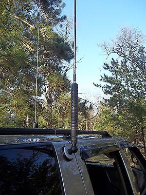 392M HF VHF mobile antenna mars cap 600 watt 80 75 60 40 30 20 17 15 12 11 10 2m