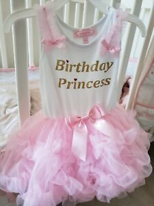 Excellent condition baby girl dresses.
