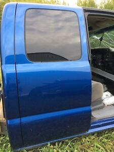 Silverado sierra rear doors