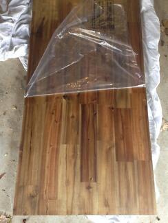 Timber Benchtops Acacia Hardwood Panel 2.2 metre x 600mm 26mm
