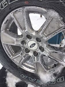2016 f150 rims and tires for sale