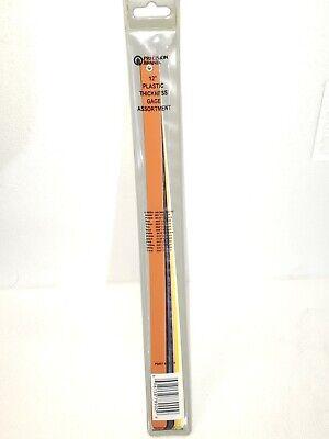 Precision Brand 78900 13 Pc. Plastic Feeler Gage Set