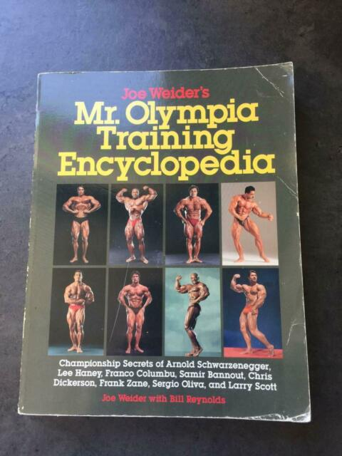 Joe Weider Book