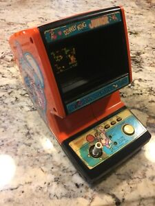 1982 Donkey Kong Jr. Tabletop Arcade