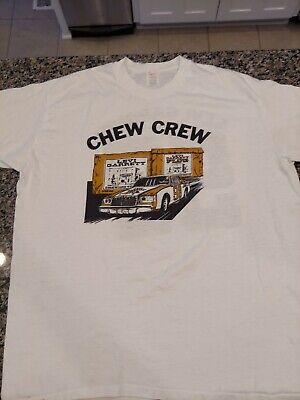 80s Tops, Shirts, T-shirts, Blouse   90s T-shirts Vintage 1980s NASCAR Levi Garrett #98 BASEBALL Style T-shirt XL RARE CHEW CREW  $30.00 AT vintagedancer.com