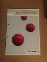 GOLDWELL Color Manual Raceview Ipswich City Preview