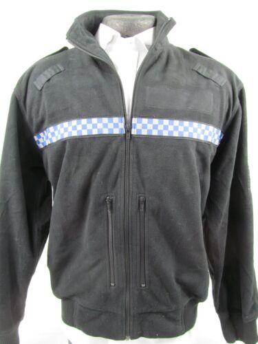 X British Police Wind Shower Proof Porelle Security Uniform Patrol Fleece I3