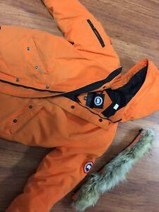 Canada Goose kids 14/16 snowsuit. Authentic !!