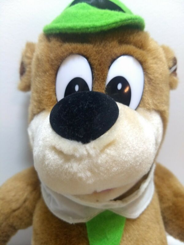 "1996 Hanna Barbera Yogi Bear 13"" Excellent Condition"