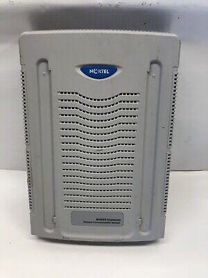Nortel Networks Bcm50 2.0 Nt9t6502e5 Business Communications No Power Supply