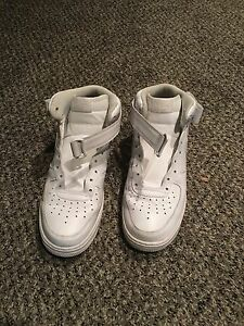 Air force one mid (size 10)