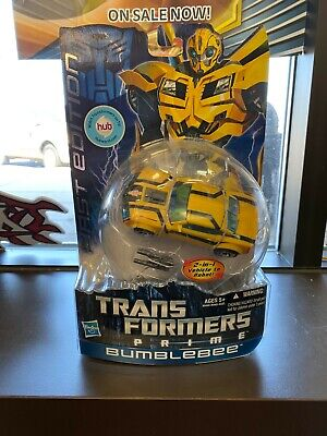 Transformers Prime First Edition Bumblebee Autobot Hasbro New MISB