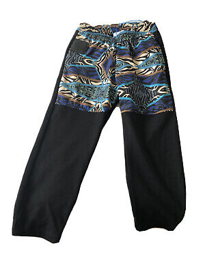 Boys Young Versace Joggers Age 6 NWT