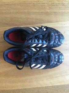 fc34c3225a5 adidas football boots black