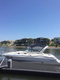 Sunrunner  3300 Sports Cruiser. Priced to sell Broadbeach Waters Gold Coast City Preview
