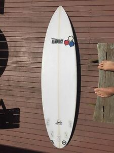 Surfboard - Al Merrick Fred Rubble Step Up 6'4 Bondi Eastern Suburbs Preview