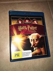 AS NEW Harry Potter and the Chamber of Secrets Blu-ray Langford Gosnells Area Preview