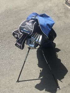 US kids golf tour series 54 full set with golf bag