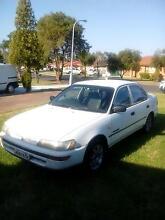 1995 Holden Nova Sedan (Toyota engine) Wiley Park Canterbury Area Preview