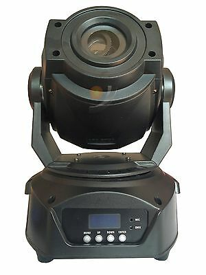 90W LED Moving Head Light With 2Gobo and 3Prism For Disco DJ Wedding Party