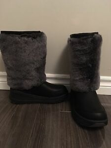 Authentic Ugg waterproof boots brand new