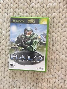 Halo Xbox Game Merewether Newcastle Area Preview