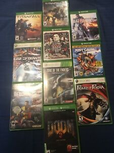 Jeux XBox One Games